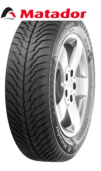 185/60 R14 82T Matador  Sibir Snow MP54