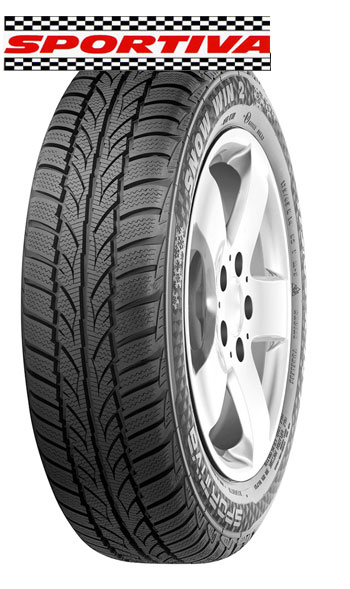 175/70 R13 82T Sportiva Snow Winter 2