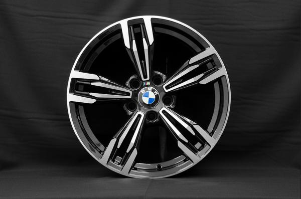 Felga alu. BMW 8×17 et25 5×120 72,6