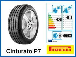 205/55R16 91V P7 CINTURATO TL PIRELLI