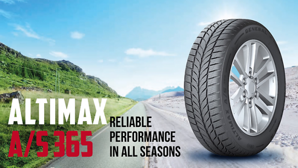 195/65R15 91H ALTIMAX AS365 GENERAL TIRE